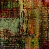 искусство абстрактный гранж-фон графической бумаги — Стоковое фото