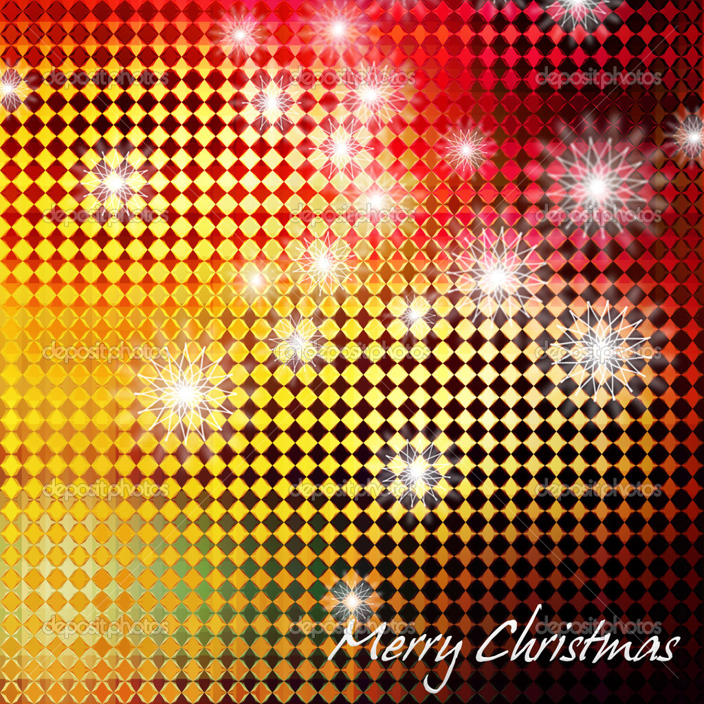 Art christmas background — Stock Photo #6686863