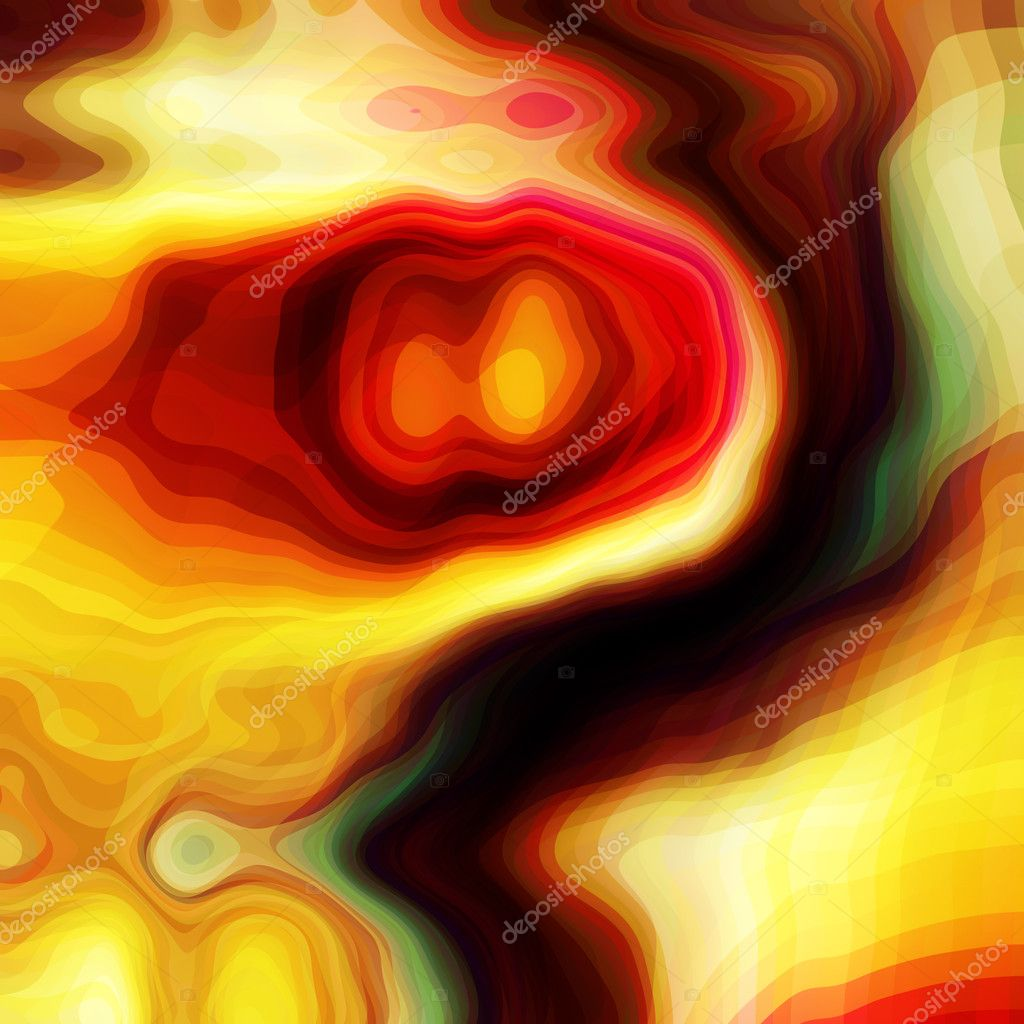 Art abstract rainbow pattern background  Stock Photo #6686930