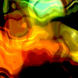 Art abstract rainbow pattern background - Photo