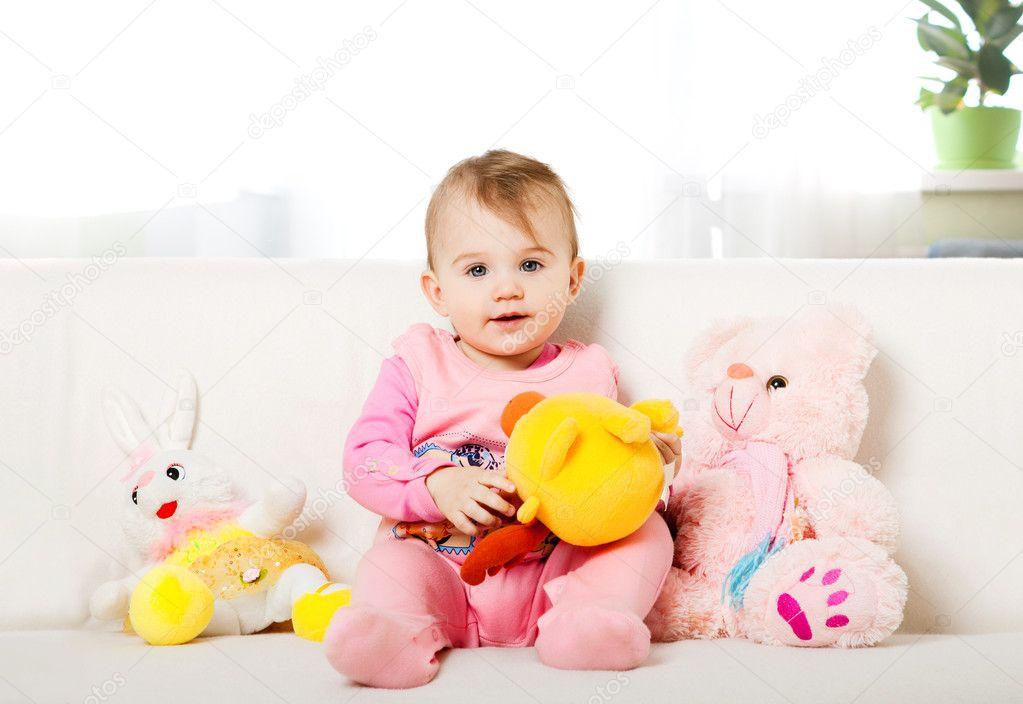 фотографии детей от рождения и старше