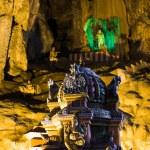 Statue of god at Batu caves, Kuala-Lumpur, Malaysia — Stock Photo #5435583
