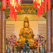Stock Photo: Statue in TheHou Temple at KualLumpur