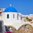 Santorini church (Oia), Greece — Stock Photo #5477413