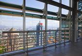 Kuala Lumpur (Malasia) vista a la ciudad — Foto de Stock