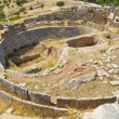 Tomb in Mycenae, Greece — Stock Photo