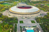 Stadium Luzniki at Moscow, Russia — Stock Photo