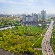 Moscow, Russia - aerial view — Stock Photo #5668022