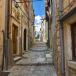 Stock Photo: Street at Korcula, Croatia