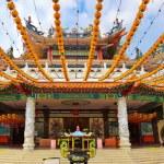 Thean Hou Temple at Kuala Lumpur Malaysia — Stock Photo #5705651