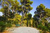 Park at Split, Croatia — Stock Photo