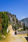 Old fort in Klis, Croatia — Stock Photo