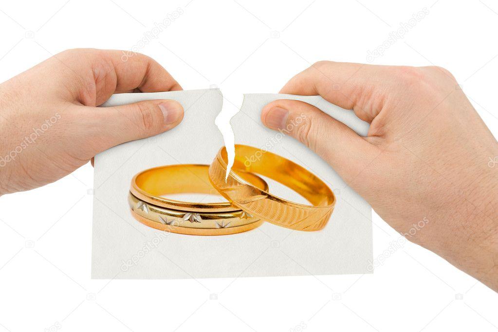 Обручальное кольцо после развода приметы и суеверия исследование