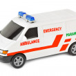 Ambulance car — Stock Photo #6046906