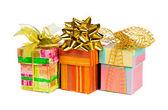 Tři dary — Stock fotografie