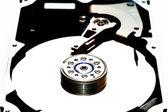 Open hard disk — Stock Photo