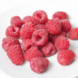 Red raspberry - Stock Photo