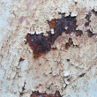 Metal old background with crack and rust texture — Stock Photo #5708547