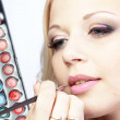 Stock Photo: Makeup