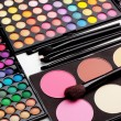 tavolozza di make-up — Foto Stock
