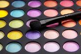 Make-up palette — Stock Photo