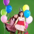 Children birthday — Stock Photo