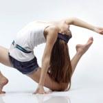Strething — Stock Photo