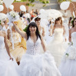 Brides - Stockfoto