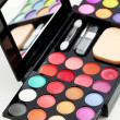 Make-up palette — Stock Photo