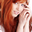 Redhead - Stock Photo