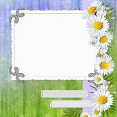Framework for photo or congratulation. — Stock Photo