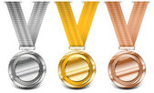 Medal collection — Vector de stock