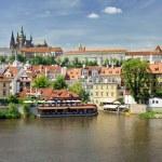 The Prague Castle — Stock Photo #5680394