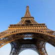 Eiffel tower — Stock Photo #5559514