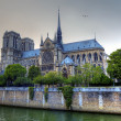Royalty-Free Stock Photo: Notre dame