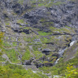 Trollstigen in Norway — Stockfoto #6399000