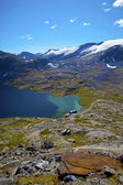 Stryn in Norway — Stock Photo