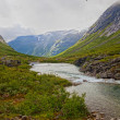 Stock Photo: Stryn in Norway
