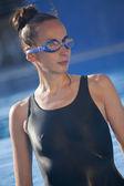 Pływaczka — Zdjęcie stockowe