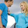 Young love couple — Stock Photo #6421580