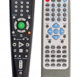 TV remote — Stock Photo