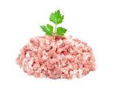 Pork mince — Stock Photo