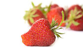 Strawberries — 图库照片