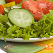 Fresh salad — Stock Photo #5917061