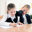 Schoolchildren — Stock Photo #5913853