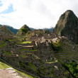 Machu Picchu a place of interest - Stock Photo
