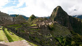 Machu Picchu a place of interest — Stock Photo