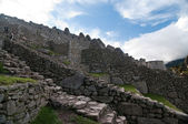 Machu Picchu a place to visit — Stock Photo