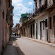 Typical street of Havana — Stock Photo #6541088