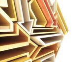Geometrical background — Foto de Stock